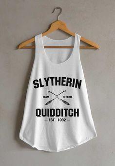 Camiseta sonserina, encontrada na Etsy
