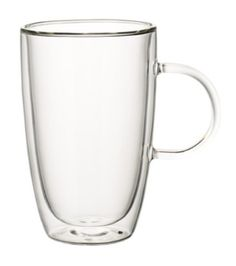Villeroy and Boch Artesano Hot Beverages Extra-Large Cup 140 mmBorosilicate Glass