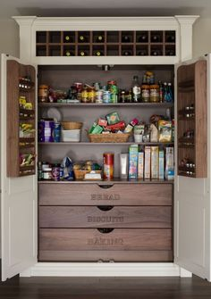awesome nice cool nice cool 15 Kitchen Pantry Ideas With Form And Function by www.top-ho...