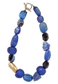 Indigo Necklace