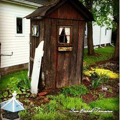 #gardenshed #outhousegardenshed #countrygarden #rusticgarden
