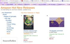 # 2 on Amazon's New Releases for Divination on 2-21-15! Shipping now from SchifferBooks, Amazon & BookDepository.com