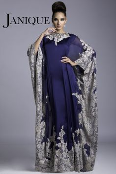 Janique Couture Abaya