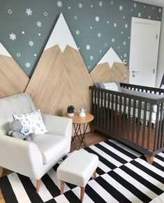 Baby Room Decor Ideas for Small Rooms – Lady's Houses Baby Room Decor Ideas for Small Rooms – Lady & # s Houses Baby Boy Rooms, Baby Bedroom, Baby Room Decor, Nursery Room, Kids Bedroom, Nursery Decor, Fantasy Rooms, Baby Room Design, Small Rooms