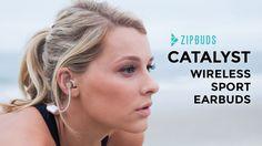 Catalyst Wireless Waterproof Sport Earbuds