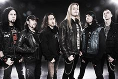 Dragonforce is a British power/speed metal band ( :) )