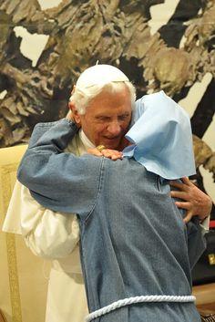 Abadesa Madre Verónica de Iesu Communio y Benedicto XVI