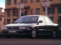 Mitsubishi Lancer (1991 – 1995).