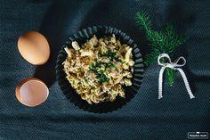 Sonntagsfrühstück //Hunderezept von Herrchen kocht www.herrchenkocht.de