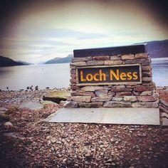 Loch Ness in Inverness, Highland