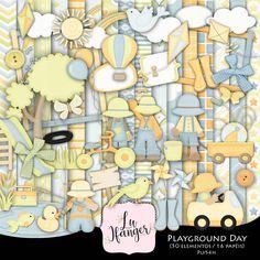 Kit Digital Playground Day by Lu Ifanger