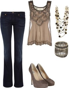 """Urban Summer Fancy"" by caliarch ❤ liked on Polyvore"