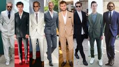 From Mr Robert Pattinson to Mr Douglas Booth – the famous faces who nailed summer suiting this July
