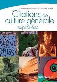 Collection Citations expliquées