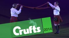 Heelwork to Music - Mary Ray and Richard Curtis | Crufts 2014