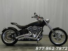 2010 HARLEY-DAVIDSON SOFTAIL ROCKER C FXCWC CRUISER MOTORCYCLE | Warrenville, Illinois | Used Motorcycles and Parts