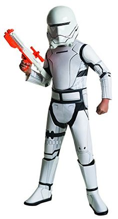 Star Wars The Force Awakens Childs Super Deluxe Flametrooper Costume Medium >>> Learn more by visiting the image link.Note:It is affiliate link to Amazon.