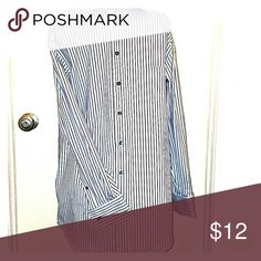Claiborne men's dress shirt with French cuffs Claiborne men's dress shirt size 32/33, neck 15 with French cuffs wrinkle free Claiborne Shirts Dress Shirts