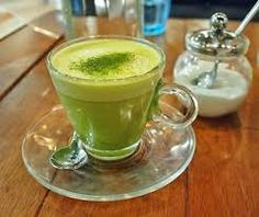 The #Matcha tea improves your mind power and hence your concentration.