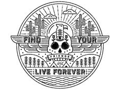 Live Forever by Will Tullos