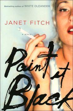 Janet Fitch - Paint it Black