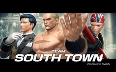 The King of Fighters XIV: South Town Team Trailer, Digital Preorder Bonuses