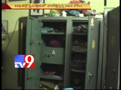Gold and jewellery robbed from retired employee's home in Kadapa
