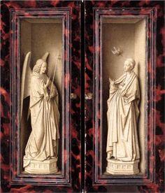 The Annunciation - Jan van Eyck 1440