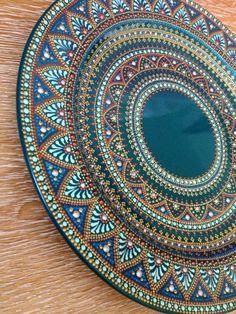 Mandala Artwork, Mandala Tapestry, Mandala Painting, Mandala Drawing, Glass Painting Designs, Dot Art Painting, Mandela Art, Round Canvas, Alphabet Wallpaper