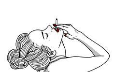 Reclamación: devuélveme lo que te he querido no he quedado satisfecha. Sara Herranz ilustración.