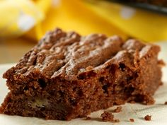 The ultimate soft and gooey brownie