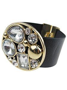 Queen Watch Style Bracelet
