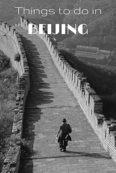 Beijing is busy and intense. Make the most of it with our guide to the best things to do in Beijing China Travel Guide, Asia Travel, Travel Tips, In China, China 2017, Stuff To Do, Things To Do, How To Memorize Things, Shanghai