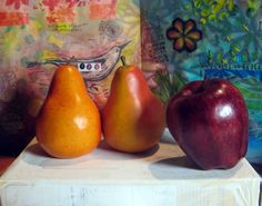 Download Lesson 1: Fruit - Lesson 1: Fruit - Sketching & Watercolor: Journal Style ~ January 2017