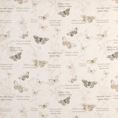 Papillon Curtain Fabric