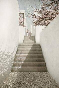 render, stair