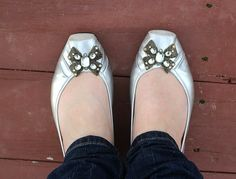 DIY fancy flats