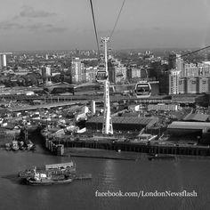 North Greenwich #ldn #london #uk #igersuk #ig_london #londoners #instalondon #igerslondon #londonlife #londres #londra #thisislondon #londoners #londoner #wanderlust #viaje #reise #travel #instapassport #viagem #voyage #northgreenwich #bnw_magazine #travelphoto #skyline #bnw_oftheworld #england #monochromatic #riverthames #blackandwhite #thames #monochrome #cityscape #bnw #noiretblanc #negroyblanco #blackandwhitephotography facebook.com/LondonNewsflash | instagram.com/LondonNewsflash