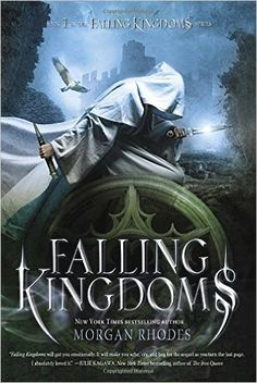 27 Fantasy Books to Read If You Love 'Game of Thrones' Falling Kingdoms by Morgan Rhodes is a must-r Ya Books, Good Books, Love Book, Book 1, Fantasy Books To Read, Morgan, Falling Kingdoms, Beautiful Book Covers, High Fantasy