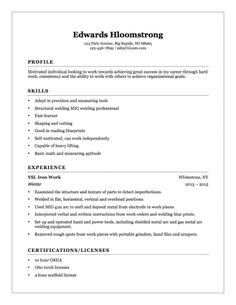 Great Resume Job Experience Examples 12 Free High School Student Resume Examples  For Teens