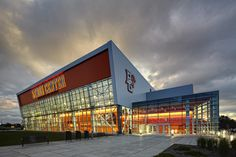The Stroh Center at Bowling Green State University