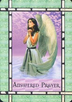 """✨👼 Whether we see them or not, God's angels are always sent to us in answer to our prayers. Eileen Elias Freeman, """"The Angels' Little Instruction Book"""" 😇✨ Doreen Virtue, Chakra Healing, Angel Prayers, Novena Prayers, Angel Guidance, Spiritual Guidance, I Believe In Angels, Answered Prayers, Angels Among Us"""