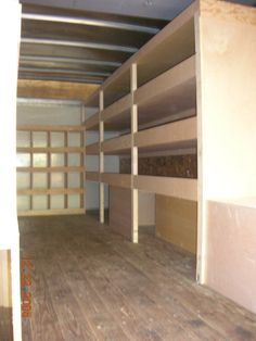Pallet Garage Storage Shelving Units