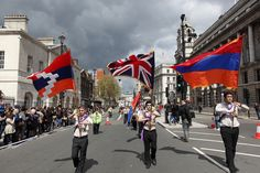 armenian genocide 100 year symbol | Armenians in London remember the Genocide