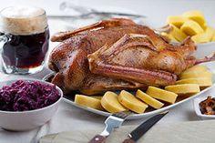 Ilustrační foto ke článku Babiččiny recepty: Svatomartinská husa se zelím
