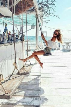 Swinging in Tulum. Places To Travel, Places To Go, Travel Destinations, Editorial Photography, Travel Photography, Beach Photography, Lifestyle Photography, Nature Photography, Shooting Photo