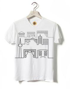 24/7 BIKES T-shirt | https://www.behance.net/gallery/5957323/247BIKES