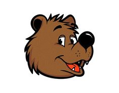 "Check out new work on my @Behance portfolio: ""Brown Bear"" http://be.net/gallery/60349575/Brown-Bear"