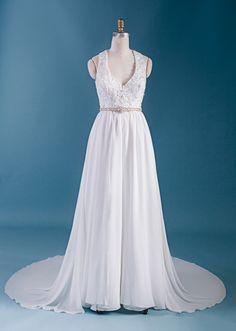 Jasmine Inspired Wedding Dress From 2015 Disneys Fairy Tale Weddings By Alfred Angelo