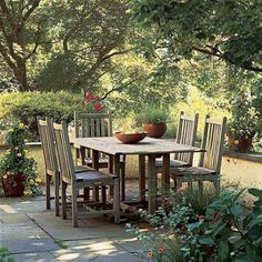 How to Create a Small Yard With Big Impact 7 ways to turn a little lot into a series of useful, beautiful outdoor rooms.